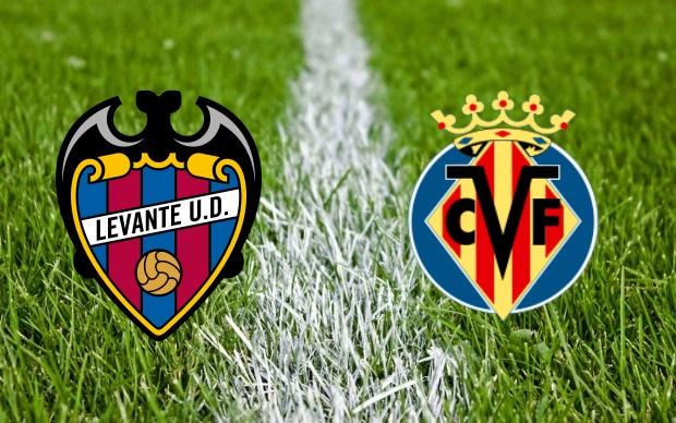 Resultado de imagen para Levante vs Villarreal
